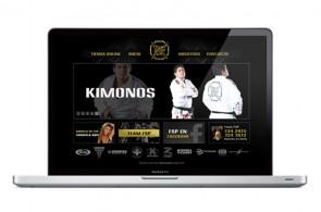 Sobre el proyecto Creación del primer portal web de E-Commerce de productos MMA con 150 productos en línea. La página registró más de 500 usuarios registrados en la primera semana
