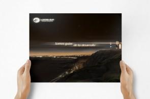 """Sobre el proyecto Gráfica para posicionar a Luz Del Sur como principal recurso para el desarrollo. En base al concepto """"Llevamos más que luz"""", utilicé el Faro del malecón de […]"""