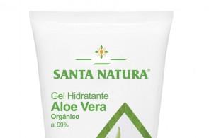 Sobre el proyecto Rediseño de todo el packaging del Gel de Aloe Vera Santa Natura, línea más importante en la categoría Cosmecéutica.
