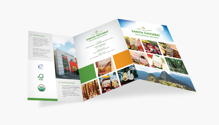 brochure santa natura